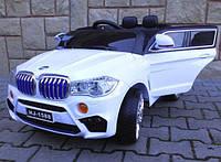 Детский электромобиль Джип BMW X5, EVA резина, дитячий електромобіль