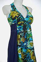 Красивый женский купальник -платье Sisianna, 56 - 64 размер