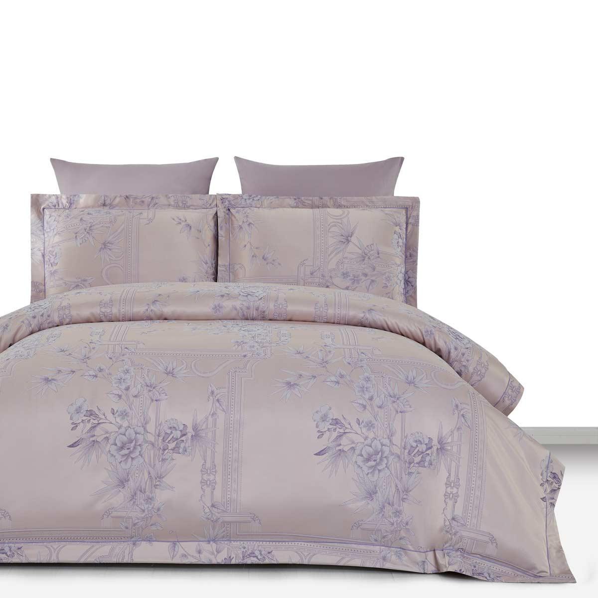 Комплект постельного белья 200х220 см бамбук жаккард Kalina Leah Arya AR-TR1005742