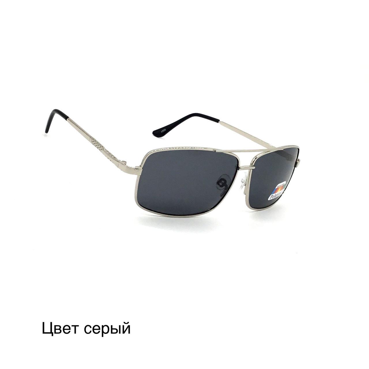 Чоловічі сонцезахисні окуляри полароїд
