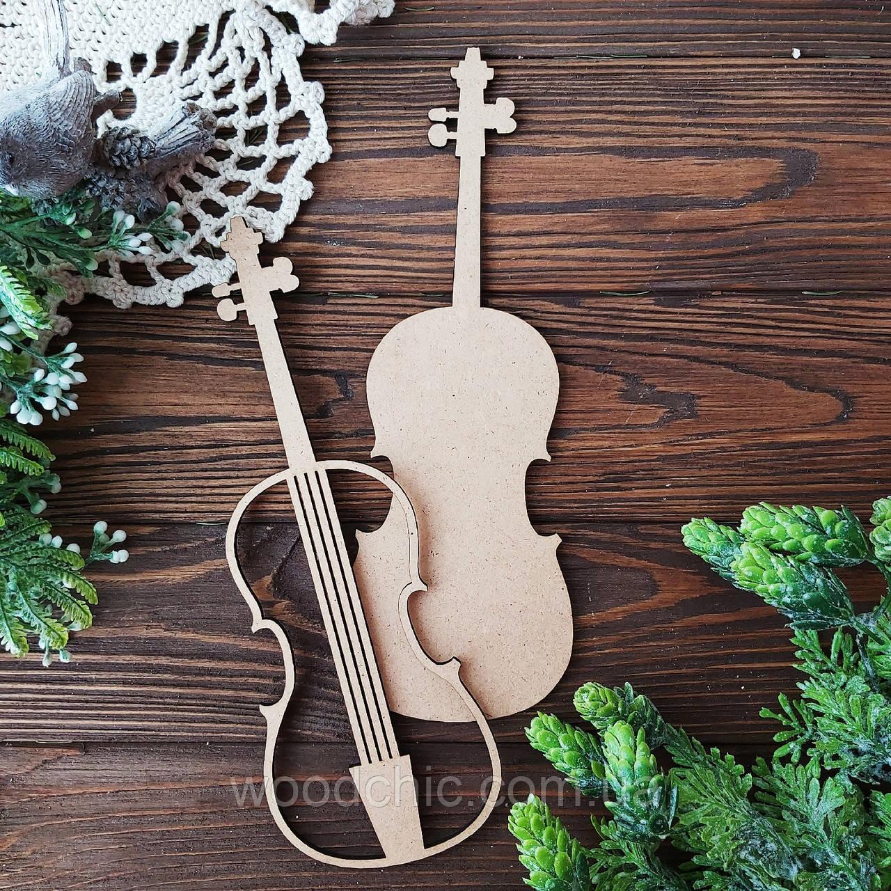 Заготовка  набор Скрипка