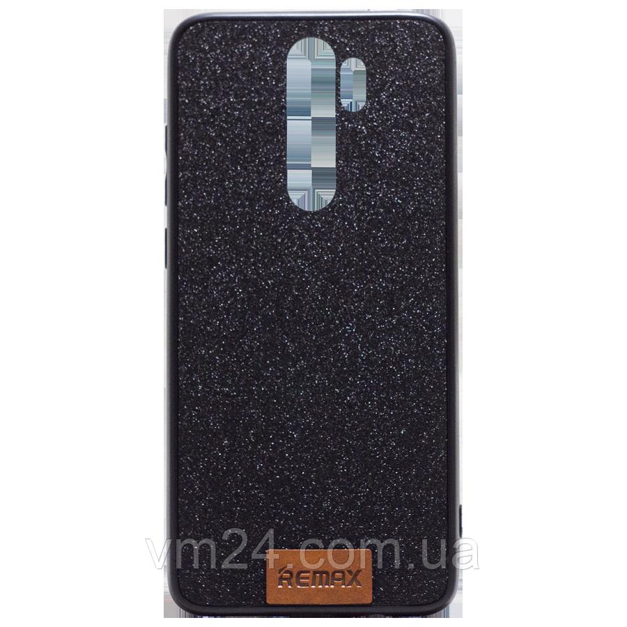 Силикон REMAX TISSUE Xiaomi Redmi Note 8T черный