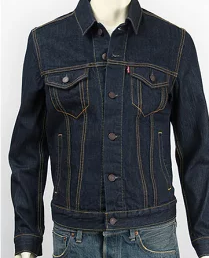 Джинсовая куртка Levis Trucker - Domingo Rinse (XL)