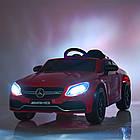 Детский электромобиль Mercedes Benz M 4010EBLR-2 черный, фото 2