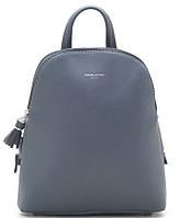 Женский рюкзак David Jones 5136 d. blue David Jones (Дэвид Джонс) - оригинальные сумки, клатчи и рюкзаки, фото 1