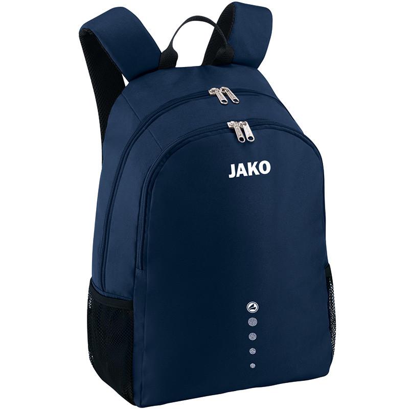 Рюкзак Jako Classico 1850-09 цвет: темно-синий