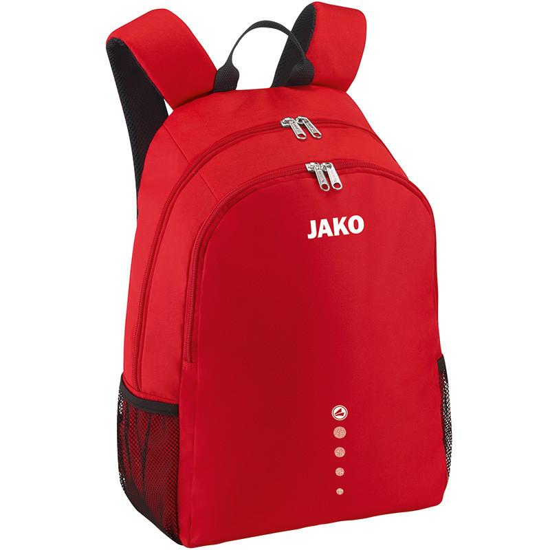 Рюкзак Jako Classico 1850-01 цвет: красный