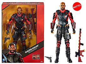 Фигурка Дэдшот Отряд самоубийц Deadshot 30 см  Оригинал от Mattel