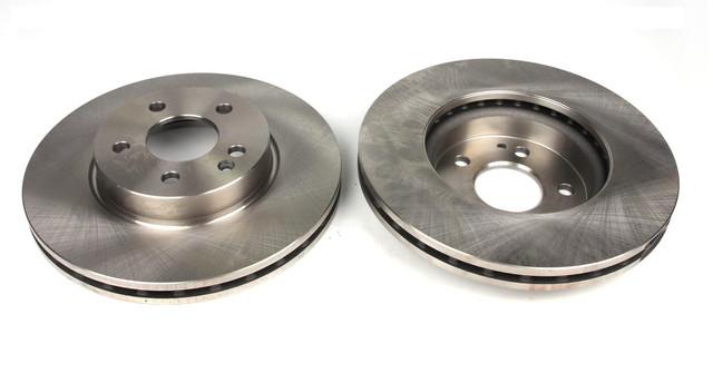 Тормозные диски MB Vito 639 2003-