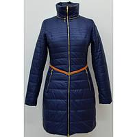 Удлиненная демисезонная куртка в расцветках от производителя