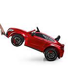 Детский электромобиль Mercedes Benz M 4010EBLRS-3 красная, фото 3