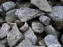 Бутовый камень гранитный фракции 50-250 мм