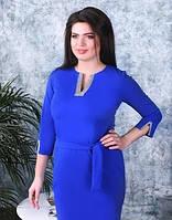 Модное стильное осеннее красивое женское платье от производителя Элизабет