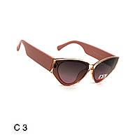 Сонцезахисні окуляри з прозорою лінзою полароїд