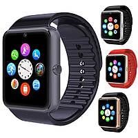 Умные Смарт Часы, Смарт часы с цветным 1.54″ сенсорным экраном, поддержкой sim карт.