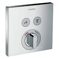 ShowerSelect Смеситель  для 2 потребителей, скрыт. монтаж