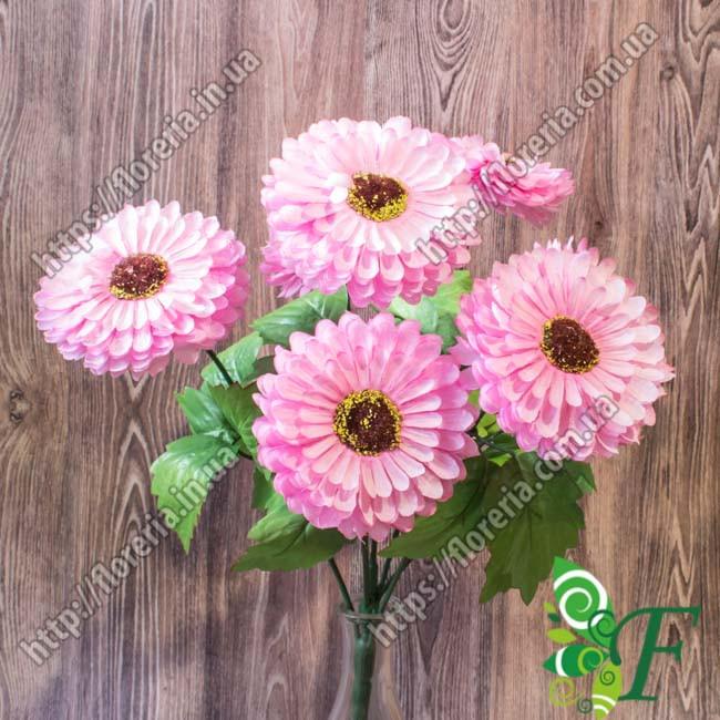 Букет Ногодки розовый