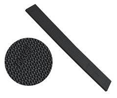 Косяки п/у BISSELL, art.10114T, р. 40*320*4/2 мм, цв. чёрный