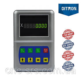 DL50-1 однокоординатное устройство цифровой индикации