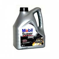 Моторное масло Mobil Diesel 10w40, 4л
