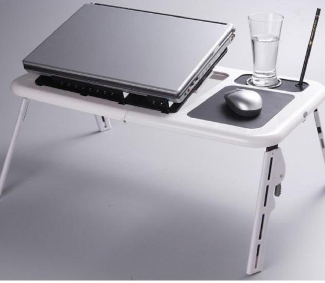 Cтолик для ноутбука E-Table LD09 с охлаждением