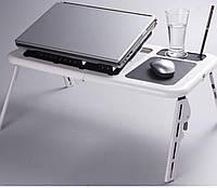 Cтолик для ноутбука E-Table LD09 с охлаждением, фото 1