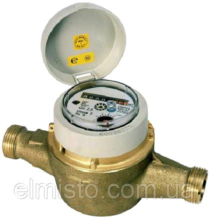 Счетчик холодной воды Sensus 620 Q3 6,3 DN 25 объемный с высокой точностью измерения R160 (Германия)