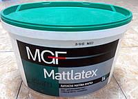 Краска латексная для внутренних работ Mattlatex M100 MGF (10 л)