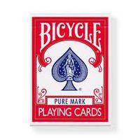 Карты игральные  Bicycle  Pure Mark, крапленые карты