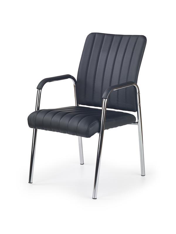 Крісло VIGOR чорний (Halmar)