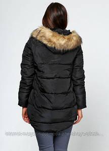 Модная молодежная зимняя куртка