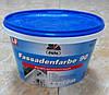 Фасадная дисперсионная  краска для внешних и внутренних работ Fassadenfarbe F 90 Dufa (5 л)