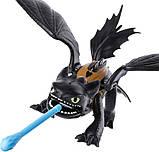 Dreamworks Как приручить дракона 3 дракон беззубик и викинг 20103697 Dragons Toothless and Hiccup Dragon with, фото 6