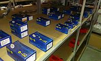 Тормозные  колодки  передние дисковые  (MAZDA 121  1.1-1.3  1987 - 1990) (KIA Pride 1990 - 2002),SP1049