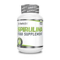 Спирулина витамины BioTech Spirulina (100 tabs)