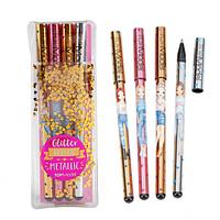 Набір кольорових гелевих ручок Top Model Металік ( Набор цветных гелевых ручек Top Model Металлик. Ручки )