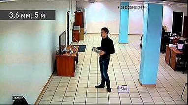 Видеокамера AHD уличная Tecsar AHDW-1M-20F-eco, фото 3