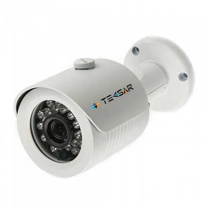 Видеокамера AHD уличная Tecsar AHDW-1M-20F-eco, фото 2