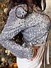Комбинезон женский с пайетками, фото 2