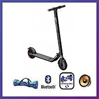 Электросамокат Ninebot by Segway KickScooter ES2 черный | Електросамокат Сігвей Кікскутер