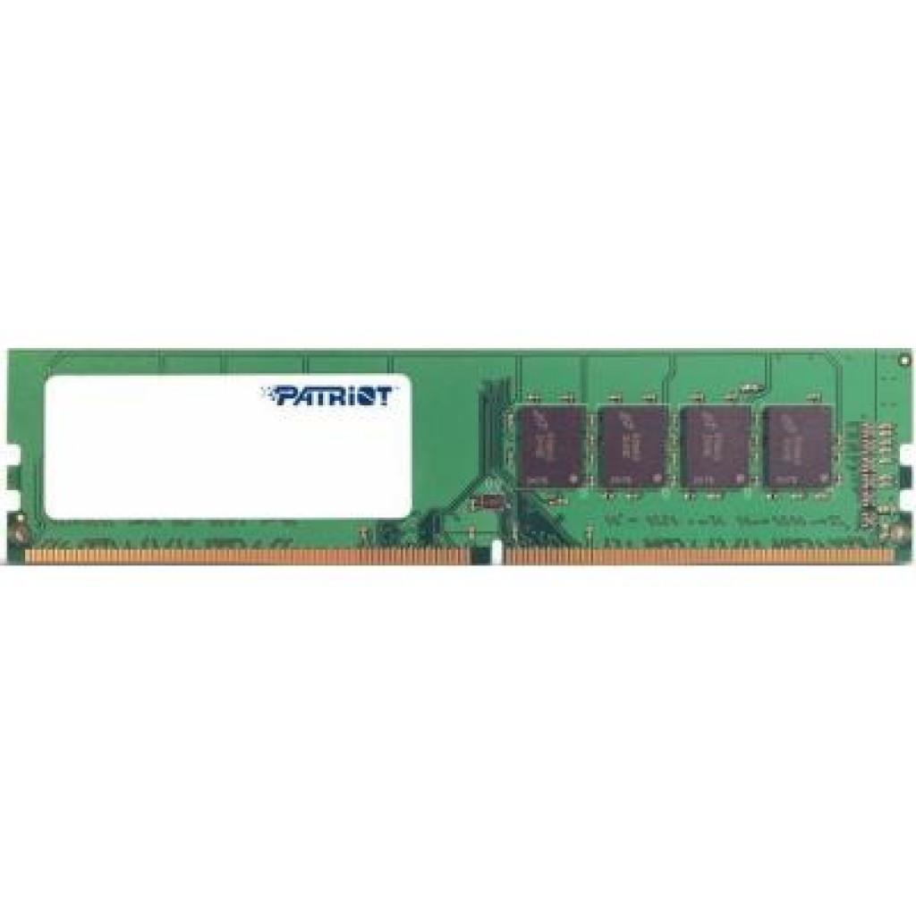 Модуль памяти для компьютера DDR4 8GB 2400 MHz Patriot (PSD48G240081)