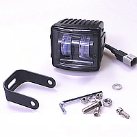 Противотуманная LED фара 87*78mm 20W 1200lm (1шт)