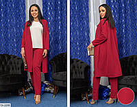 Женский классический костюм 48-50,52-54,56-58,60-62