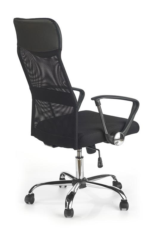 Крісло комп'ютерне VIRE чорний (Halmar)