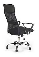 Крісло комп'ютерне VIRE чорний (Halmar), фото 1