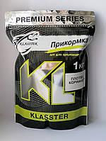 Прикормка Klasster Premium Плотва Кориандр 1 кг