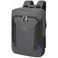 Рюкзак для ноутбука Travelite @WORK/Grey Стандартный TL001742-04