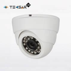 Видеокамера AHD купольная Tecsar AHDD-1M-20F-out-eco