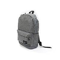 Рюкзак для ручной клади 40x25x20 16 л Bagland BG-798 серый