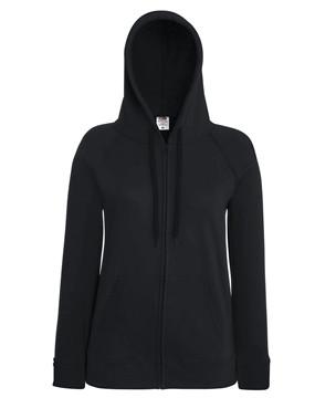 fa65941a Женская легкая толстовка с капюшоном на молнии 150-36 - Интернет-магазин  модной одежды